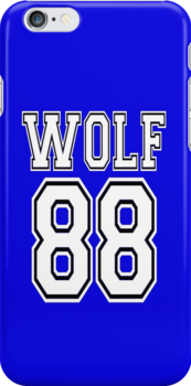 ♥♫WOLF 88-Splendiferous K-Pop EXO Clothing & Cases & Stickers & Bags & Home Decor & Stationary♪♥ by Fantabulous