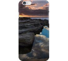 Cloudy Rockpool iPhone Case/Skin