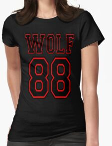♥♫WOLF 88-Splendiferous K-Pop Clothing & Phone/iPad/Tablet/Laptop Cases & Stickers & Bags & Home Decor & Stationary♪♥ Womens Fitted T-Shirt