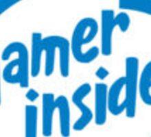 gamer inside Sticker