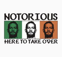 Notorious - Take Over Tri by Fredesign