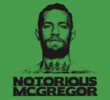 Conor McGregor MugShot HalfTone by Fredesign