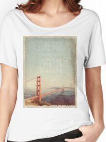 Time for Adventure Women's Relaxed Fit T-Shirt