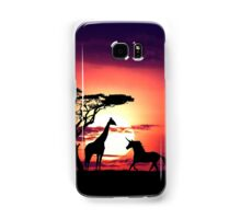 Joraffe & The Unicorn Samsung Galaxy Case/Skin