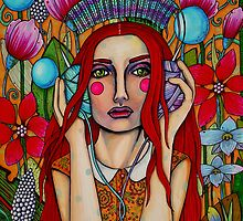 The Sound of Fiber by Alexandra Melander