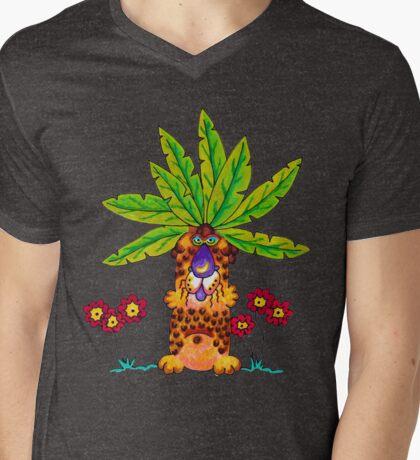 Coco-nuts Mens V-Neck T-Shirt