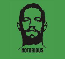 Notorious McGregor (Mugshot) by Fredesign