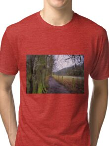 Easby Walks Tri-blend T-Shirt
