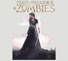 pride prejudice zombies the movie story T-Shirt