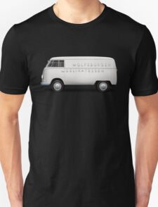 1949 Volkswagen Type 2 Prototype - Silver White Unisex T-Shirt