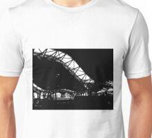 Train station in Melbourne, Australia.  Unisex T-Shirt