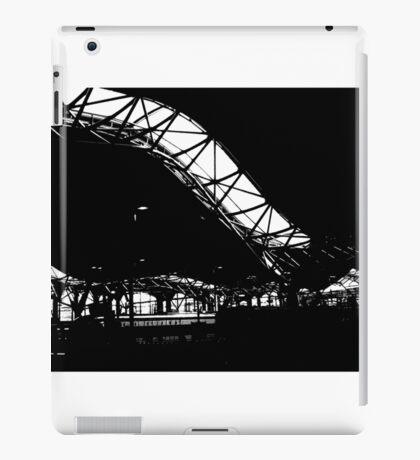 Train station in Melbourne, Australia.  iPad Case/Skin