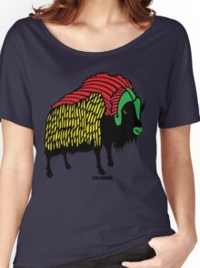 BUFFALO SOLDIER Women's Relaxed Fit T-Shirt