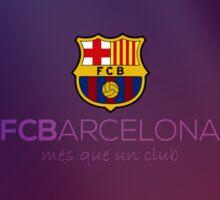 FC Barcelona  Sticker