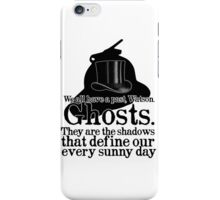 Ghosts iPhone Case/Skin