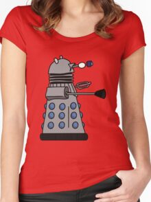 Silly Robot Women's Fitted Scoop T-Shirt