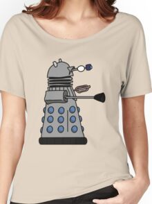 Silly Robot Women's Relaxed Fit T-Shirt