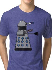 Silly Robot Tri-blend T-Shirt
