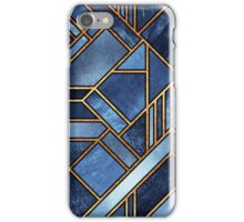 Blue City iPhone Case/Skin