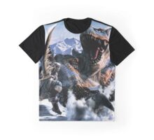 Monster Hunter 3D Graphic T-Shirt