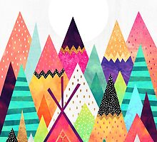 Land of Color by Elisabeth Fredriksson