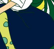 Gatchaman Crowds - Utsutsu Sticker