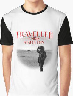 Traveller Chris Stapleton Traveller  Graphic T-Shirt