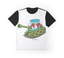 Fish Tank Graphic T-Shirt