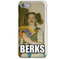 Gersberms iPhone Case/Skin
