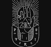 pvris hand white metal T-Shirt