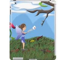 Fairy Letter iPad Case/Skin