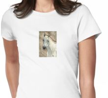 Kind Eyes Womens Fitted T-Shirt