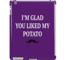 John Watson - Potato iPad Case/Skin