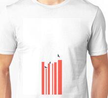 Three little birds. Unisex T-Shirt
