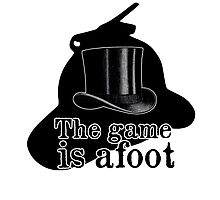 The game is afoot Photographic Print