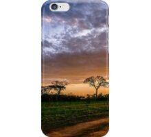 Sunset Road iPhone Case/Skin