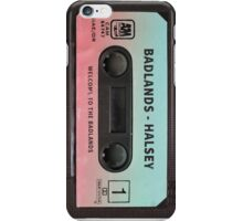 Halsey Badlands Cassette Tape iPhone Case/Skin