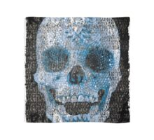 pixilated skull 004 by #RootCat Scarf