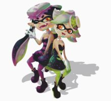 Squid sisters Kids Tee