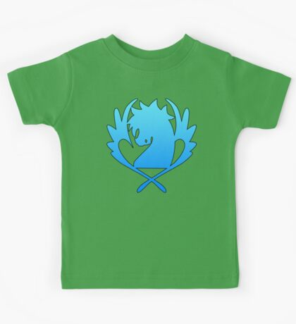 Blue Pegasus Kids Tee