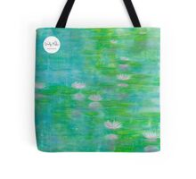 Lily Pond Tote Tote Bag