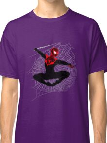 Ultimate Spider-Man IV (Large Variant) Classic T-Shirt