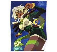 outlaw star aisha clan clan Poster