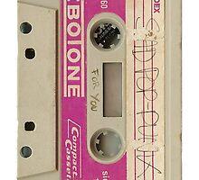 Sad Pop Punk Cassette by deathspell