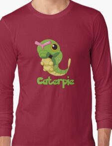 Caterpie Long Sleeve T-Shirt