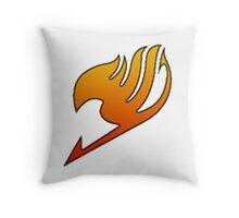Fairy Tail Guild Emblem Throw Pillow