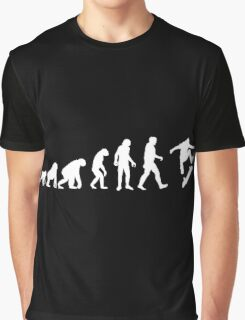 skater evolution Graphic T-Shirt
