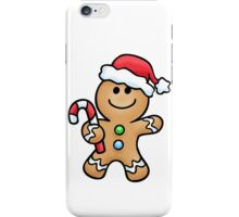 Gingerbread Sweety iPhone Case/Skin