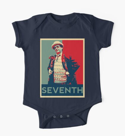 Seventh doctor - Fairey's style One Piece - Short Sleeve