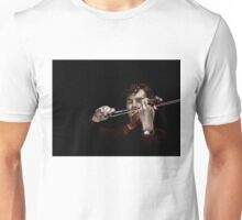 The Violinist Unisex T-Shirt